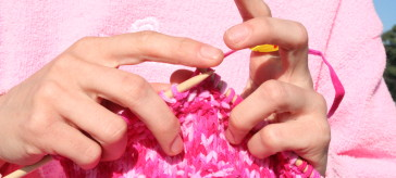 Knitting for a Cause (Donate to Charity)